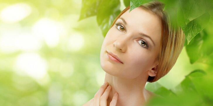 Omladzujúce kyslíkové ošetrenie s kys. hyalurónovou a čistením skinvigorate