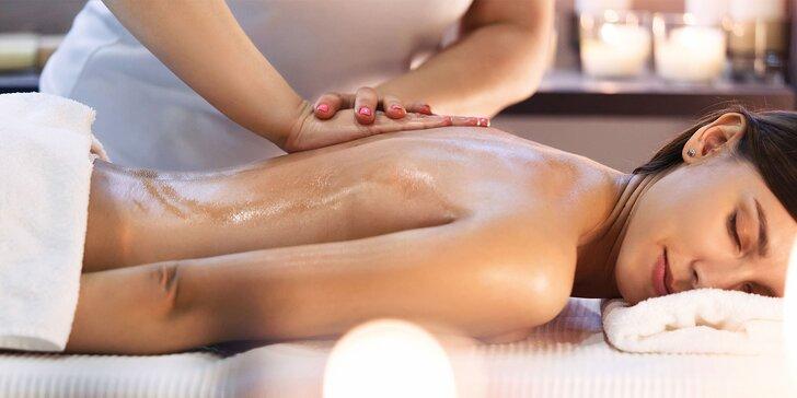 Ayurvédske omladenie alebo anti-aging masážny balíček Abhyanga
