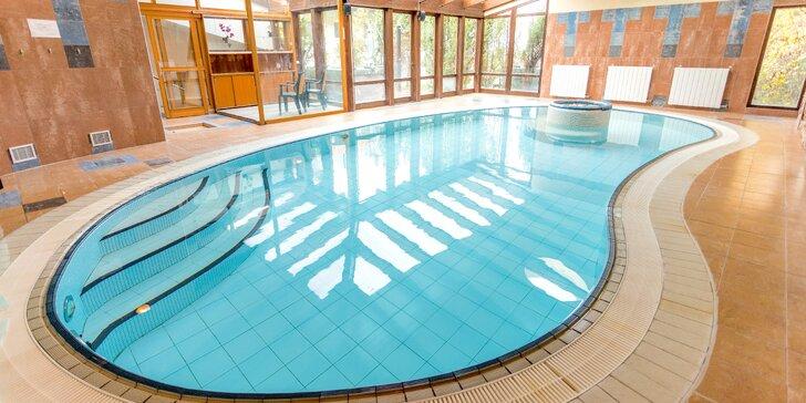 Jesenný alebo zimný wellness pobyt v hoteli Kráľová ***