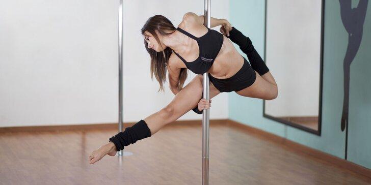 Kurzy tanca pri tyči pre krásne telo a ladné pohyby