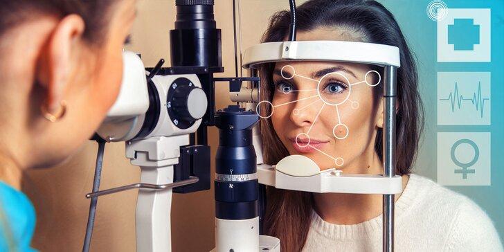 Odborné vyšetrenie zraku v Imooptik