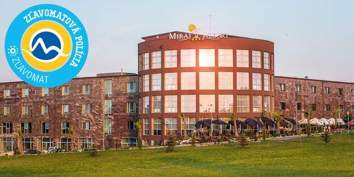 Exkluzívny Miraj Resort**** s neobmedzeným Morským Wellness & Spa a gurmánskou kuchyňou