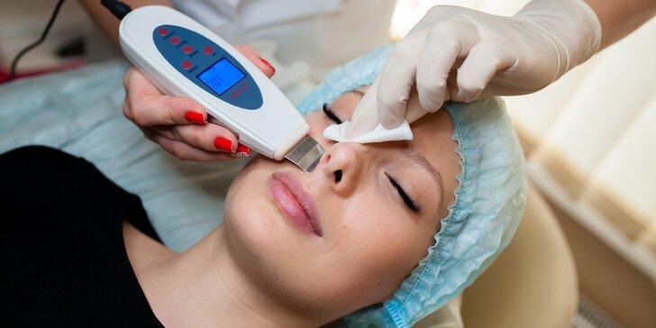 Protivráskové ošetrenie pleti dermaBOTEXINOM alebo kompletné ošetrenie