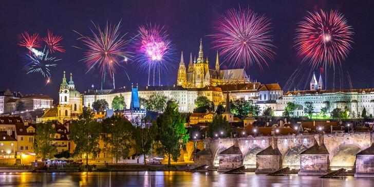 Jedinečná oslava konca roku v Bavorsku a Prahe