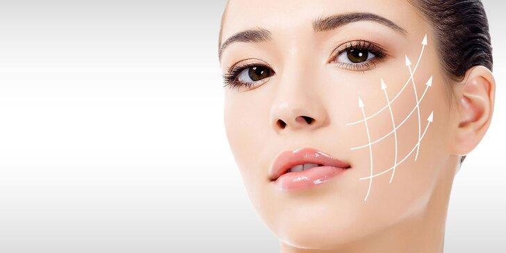 Neinvazívne botoxové ošetrenie pre napnutie pleti