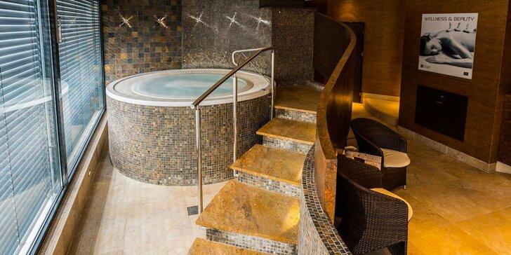 Wellness pobyt v Hoteli Turiec**** v Malej Fatre