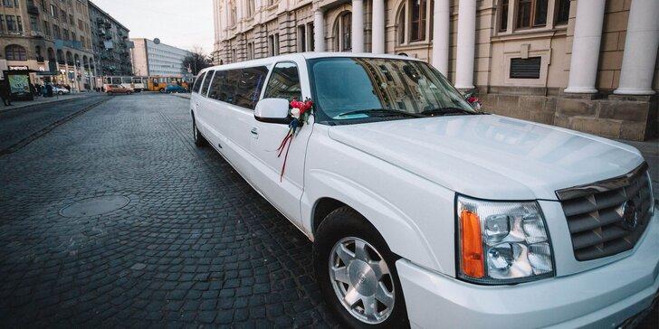 Exkluzívna jazda limuzínou, ktorá ohromí každého!