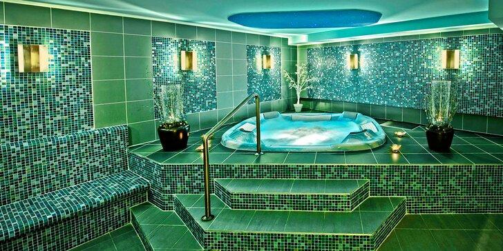 Bohatý wellness pobyt v hoteli Hviezdoslav**** pod Vysokými Tatrami