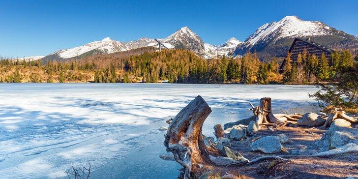 Oddychujte na horách v penzióne Rysy vo Veľkej Lomnici