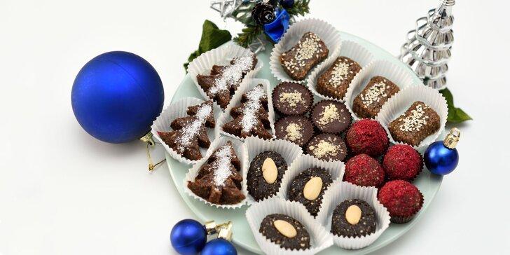 Zdravé Vianoce! Objednajte si sviatočné RAW koláčiky!