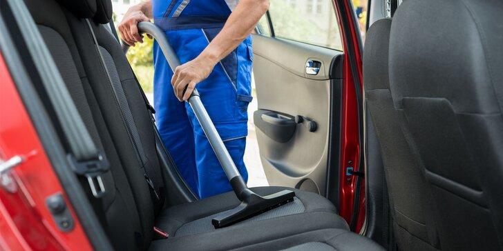 Kompletné tepovanie vozidla s možnosťou impregnácie plastov