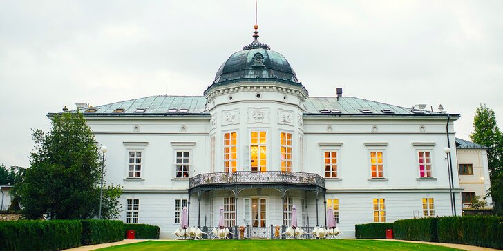 Romantický víkendový pobyt v Park Hoteli Tartuf