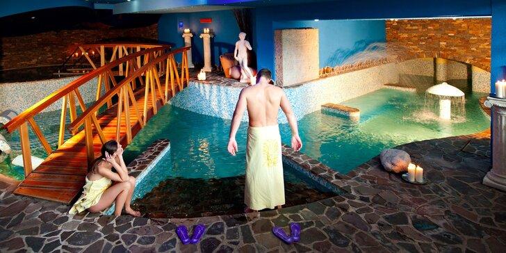 Pobyt v Dependance hotela PIERIS*** Permoník so vstupom do wellness v Grand hoteli Permon****