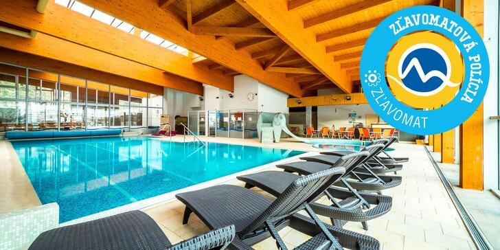 Rodinná wellness dovolenka v hoteli Čertov*** v prekrásnom horskom prostredí Javorníkov. Deti do 12 r. ubytovanie za zvýhodnených podmienok!