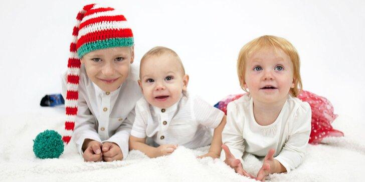 Rodinné fotenie, fotky detí a novorodencov