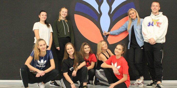 Otvorené tanečné hodiny pre deti a dospelých v tanečnej škole Neytiri