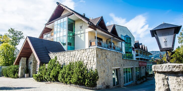 Spoznajte poľské Tatry z hotela Wersal*** v centre Zakopaného