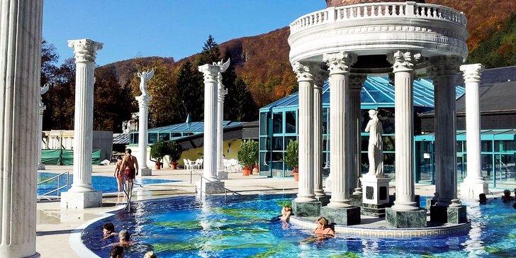 Aktívny zimný pobyt s wellness a masážou v Hoteli Skalka*** Rajecké Teplice a zľavami do kúpeľov Aphrodite