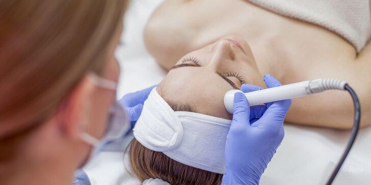 Balíčky ošetrení pleti pre tvár proti vráskam
