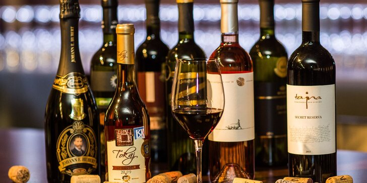 Darčeková poukážka na nákup vín v Národnom salóne vín