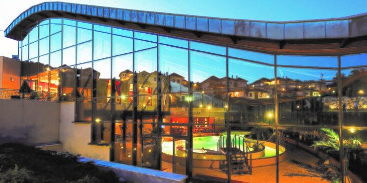 Wellness pobyt vo vinárskej oblasti v rezorte Duna Residence