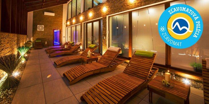 Wellness pobyt v novom špičkovom hoteli Daro*** uprostred Štiavnických vrchov, neďaleko Banskej Štiavnice a lyžiarskeho strediska