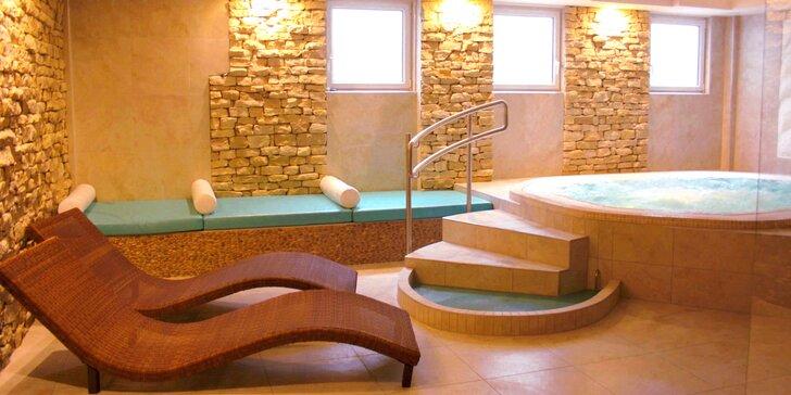 Romantický wellness pobyt v hoteli Thermal Hotel*** so vstupom do termálnych kúpeľov