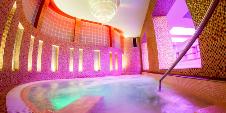 Romantický wellness pobyt v historickom hoteli