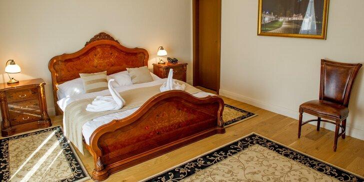 Jesenný pobyt v Chateau Šarkan*** pri Štúrove