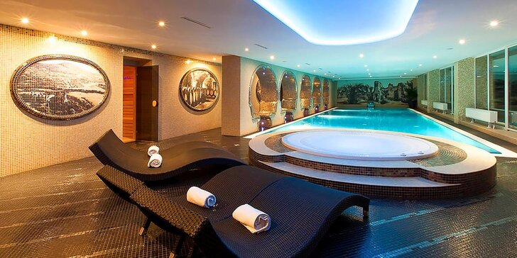 Oddych v hoteli Vinnay*** aj s neobmedzeným wellnessom