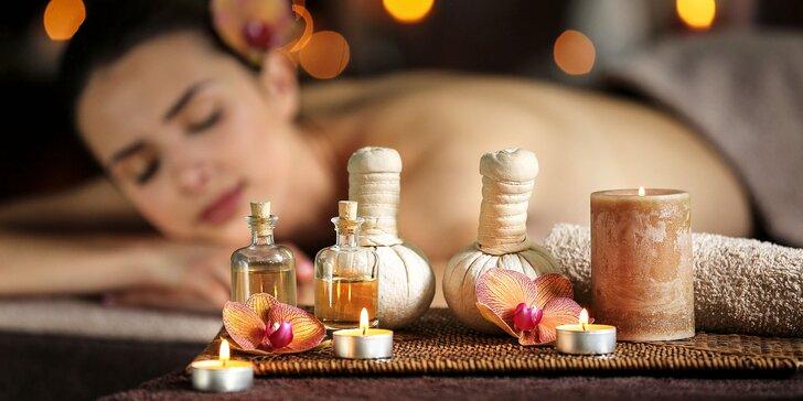Klasická masáž či ABHYANGA - Ajurvédska olejová masáž celého tela