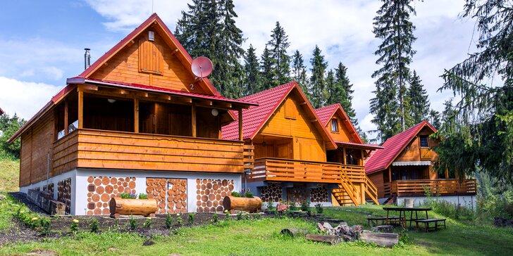 Chata v Tatranske Štrbe počas Vianoc pre celú partiu alebo rodinu s deťmi