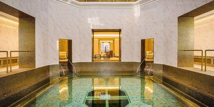 Kráľovský pobyt v novom najluxusnejšom hoteli Royal Palace***** na Slovensku s kúpeľom Royal Bath s vlastným liečivým prameňom