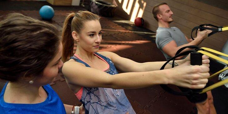 Individuálny tréning pre 2 osoby v Royal Gyme