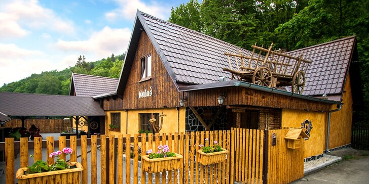 Očarení Sliezskom: 2 noci v útulnom Salaši s poctivou domácou polpenziou v Hradci nad Moravicí