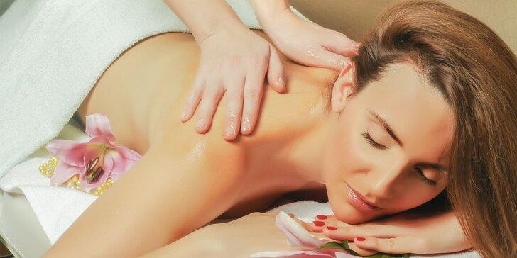 Rôzne masáže, bankovanie, vibrosauna alebo permanentky