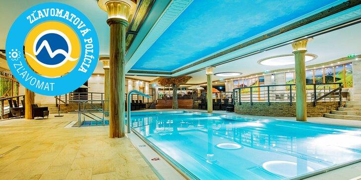 Novootvorený AQUA SPORT HOTEL*** so špičkovým neobmedzeným vodným a saunovým svetom
