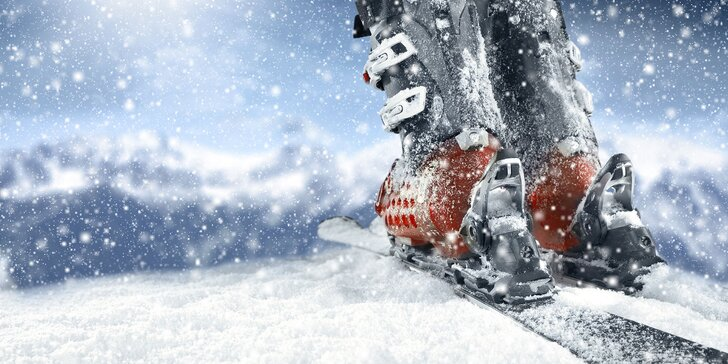 Malý servis lyží či snowboardov