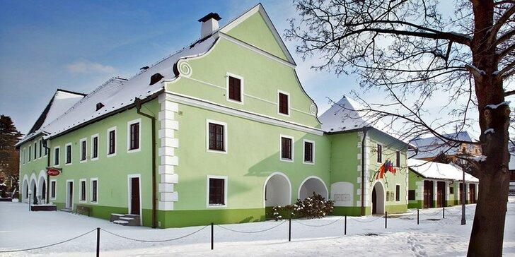 Romantika v Českom Krumlove s nadštandardnými raňajkami a fľašou Prosecca