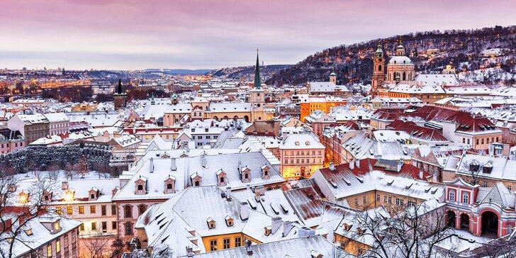 Objavte kúzlo zimnej Prahy: apartmán blízko centra pre pár alebo rodinu