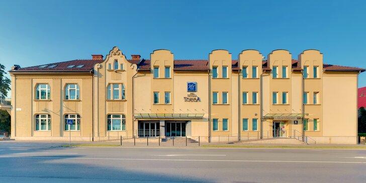 Objavujte krásy východného Slovenska z hotela Torysa***!