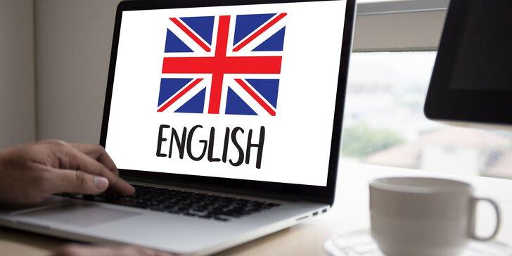 Online jazykový kurz angličtiny pre začiatočníkov aj pokročilých