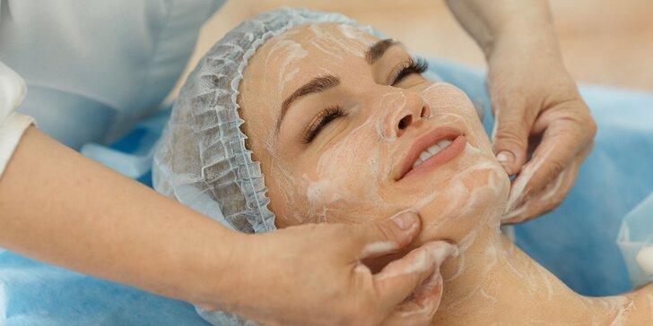 Relaxačné kozmetické procedúry s ručnou masážou