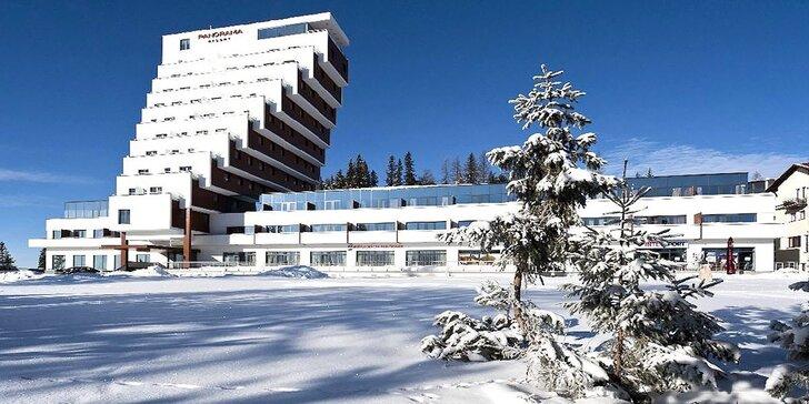 Pobyt v súkromných apartmánoch v resorte PANORAMA Štrbské Pleso