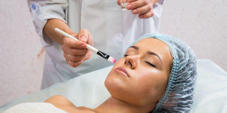 Masážny a skrášľovací balíček i upokojenie aknóznej pleti