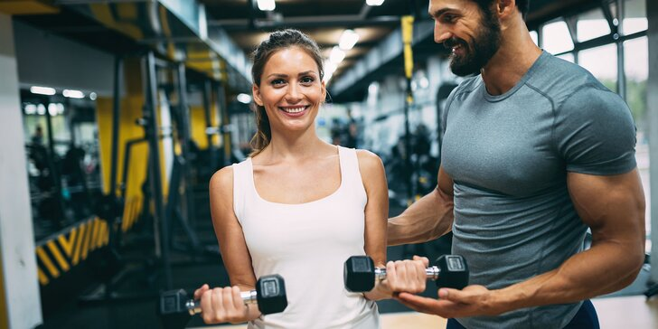 Tréning s osobným trénerom - dostaňte sa do formy!