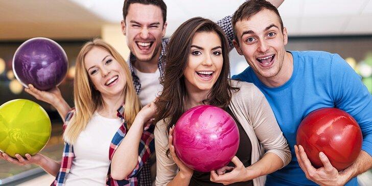 Hodina bowlingu až pre 10 osôb