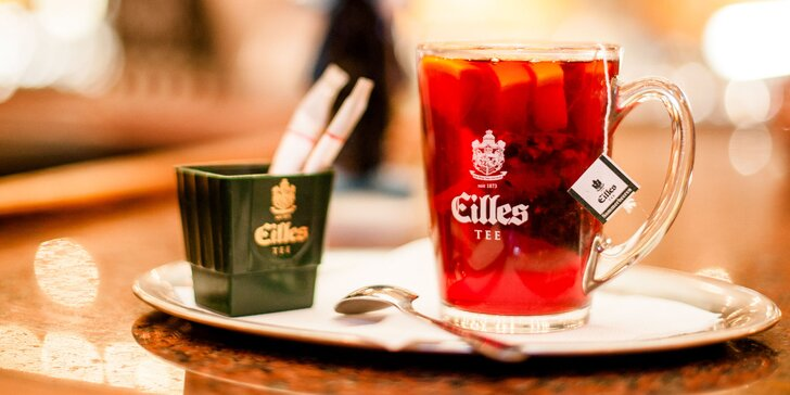 Horúce nápoje vo Film Cafe