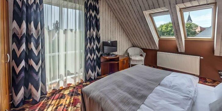 Víkendový romantický pobyt s kúpeľmi v Mosonmagyaróvári - na skok od Bratislavy!