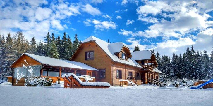 Pobyt v úžasnom Penzióne Sileo*** v krásnom horskom prostredí v lone Západných Tatier